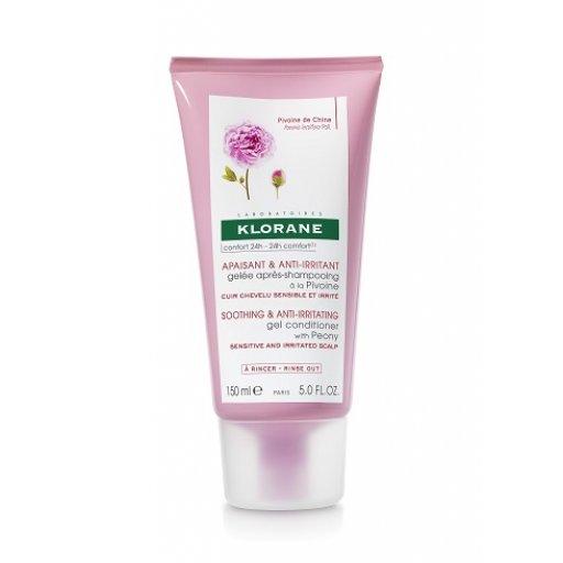 Klorane - Gel Dopo Shampoo Peonia 150ml