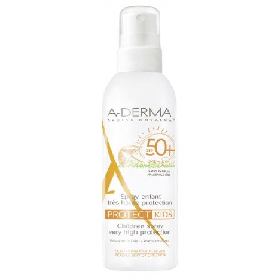 A-DERMA ADERMA ADERMA A-D PROTECT KIDS SPRAY BAMBINO 50+ 200 ML