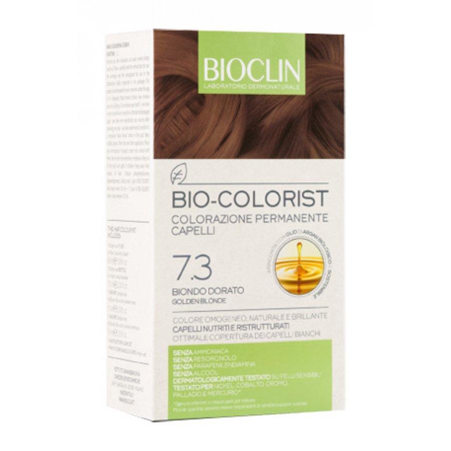 BIOCLIN BIO COLORIST TINTA PER CAPELLI BIONDO DORATO 7.3