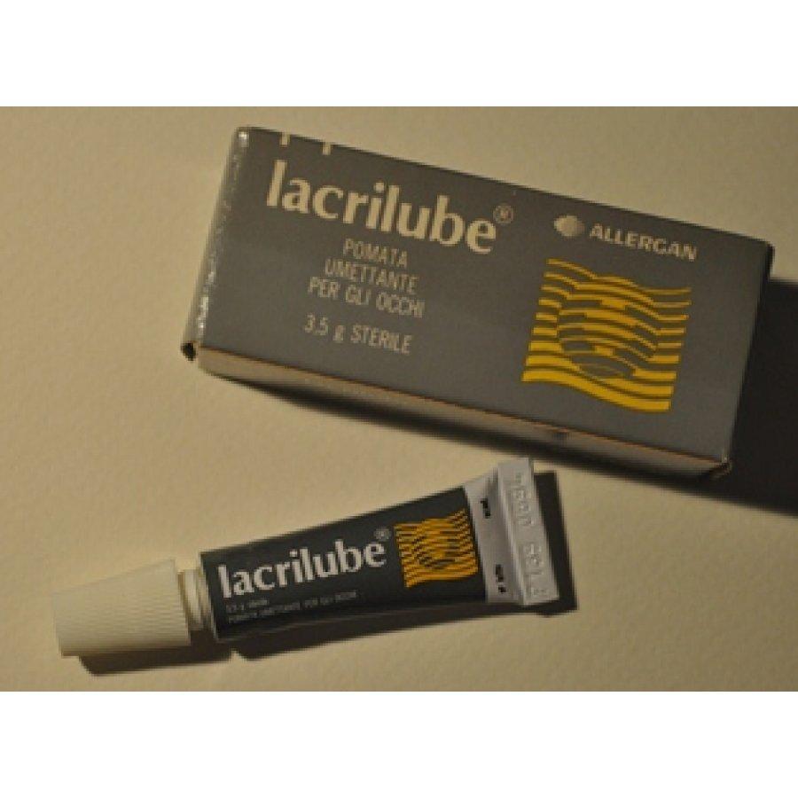 LACRILUBE*UNG. OFT. 3,5 G