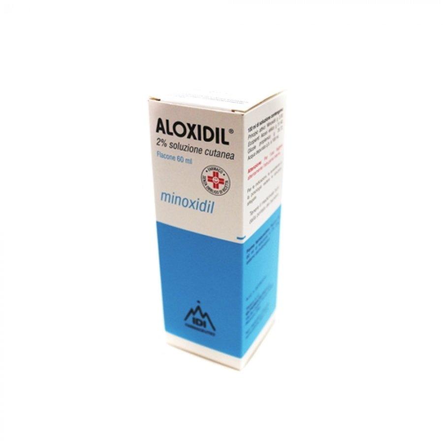 ALOXIDIL*U.EST.LOZ. 60 ML 2%