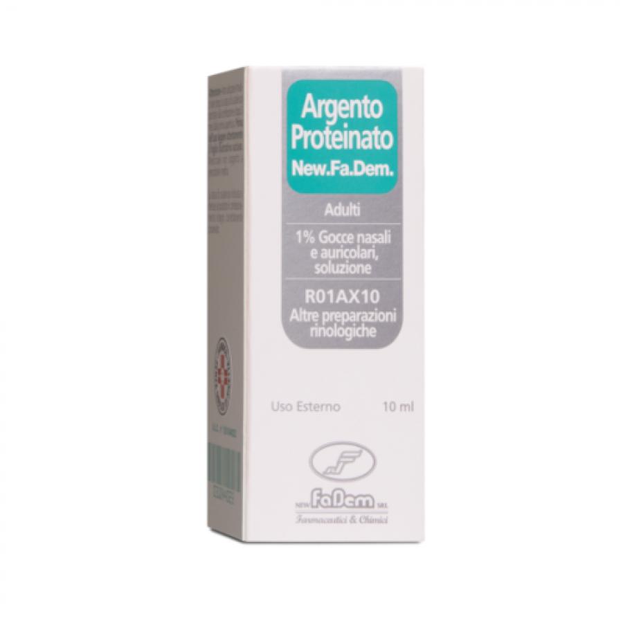 ARGENTO-PROTEIN 1% FADEM