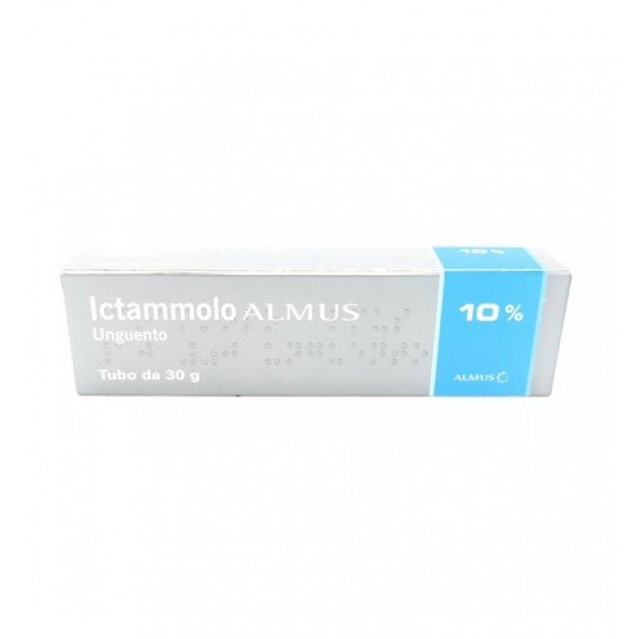 ITTIOLO*10% UNG 30G ALMUS