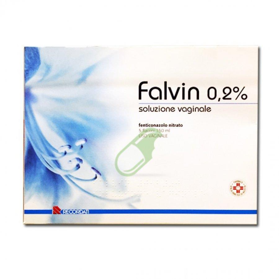FALVIN*LAV VAG 5FL 150ML 2%