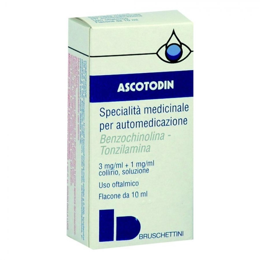 ASCOTODIN*COLL. 10 ML