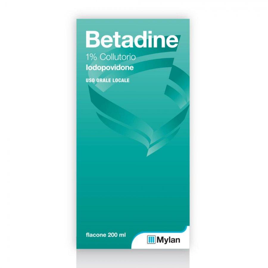 BETADINE*COLLUT FL 200ML