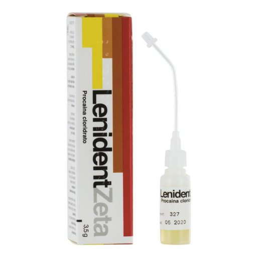 Lenident Soluzione Odontoiatrica 6 ml