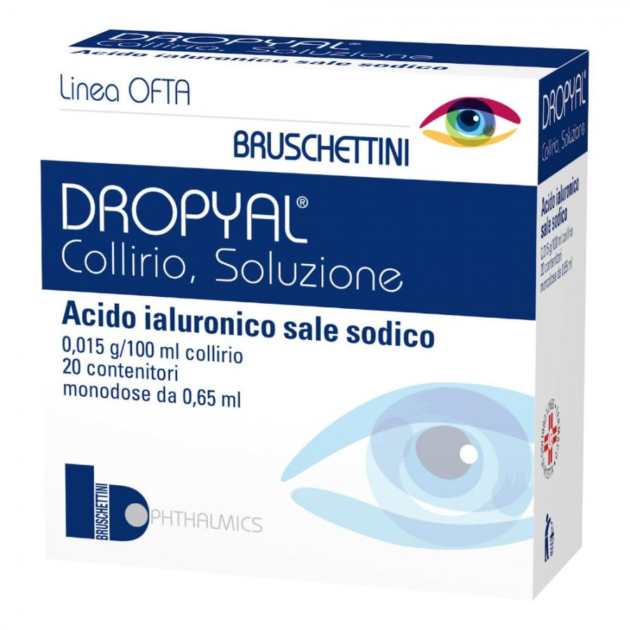 DROPYAL*COLL. 20 FLAC.0,65ML