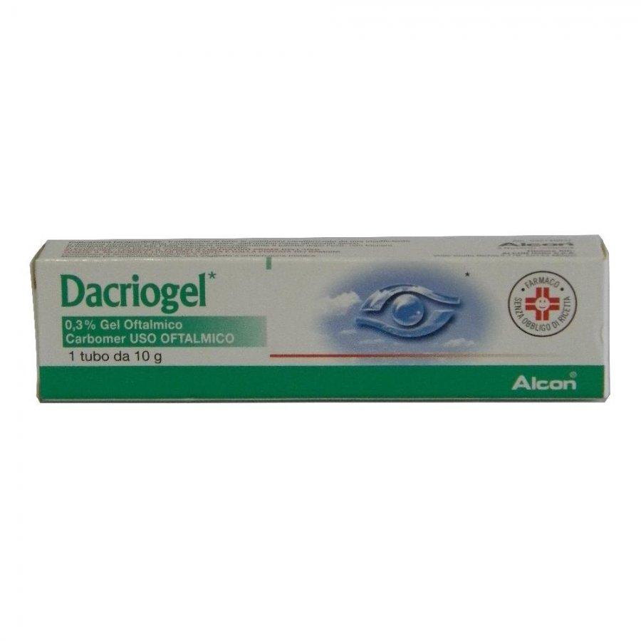 DACRIOGEL*GEL OFT. 10 G