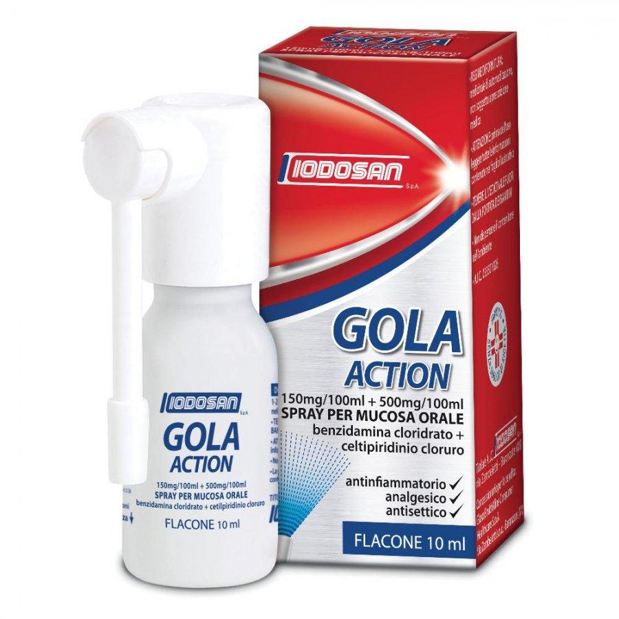 GOLA ACTION*SPRAY  OS 10ML