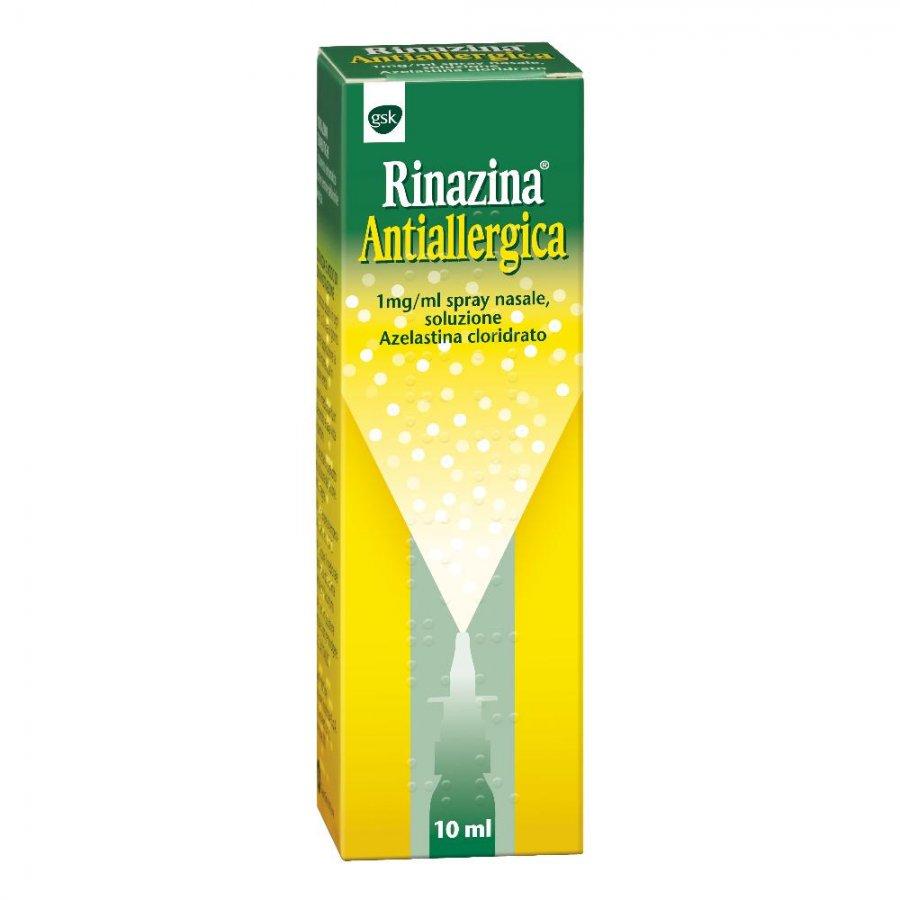 RINAZINA ANTIALLERGICA - SPRAY NASALE 10 ml