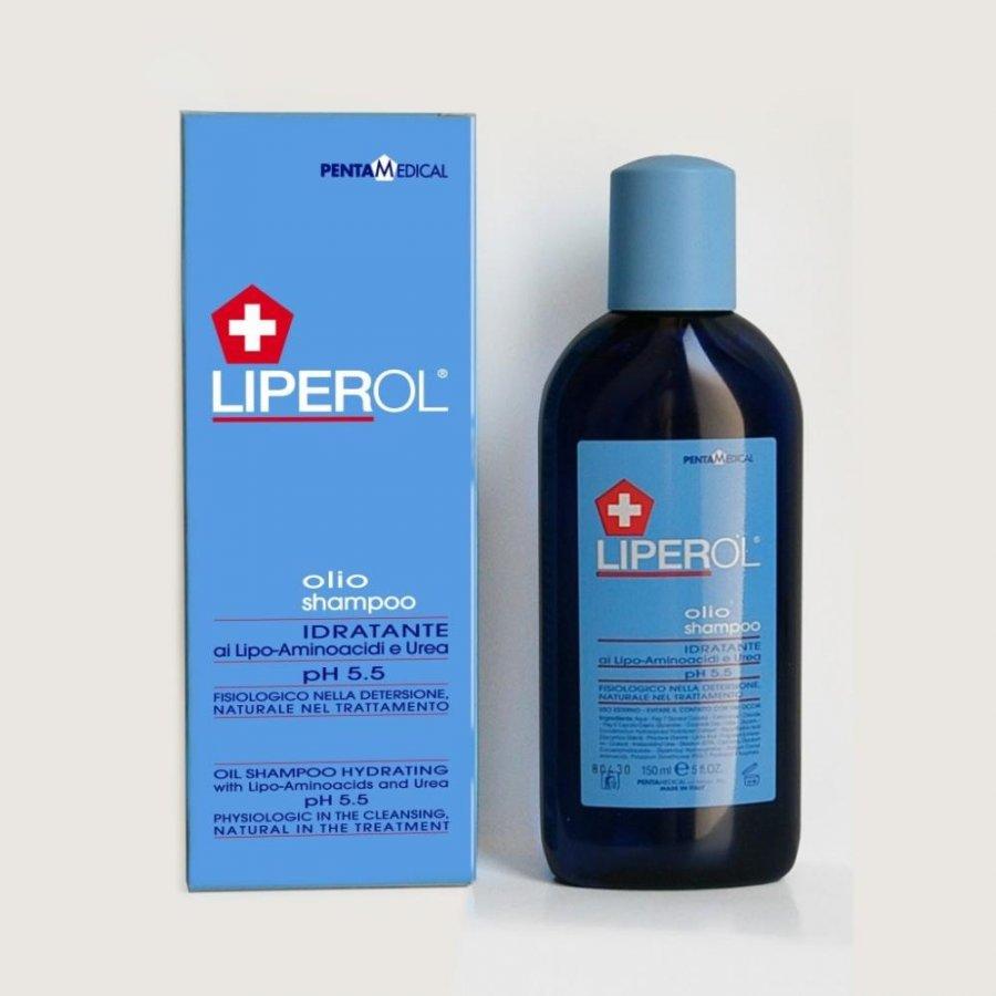 LIPEROL OLIO SHAMPOO 150 ML