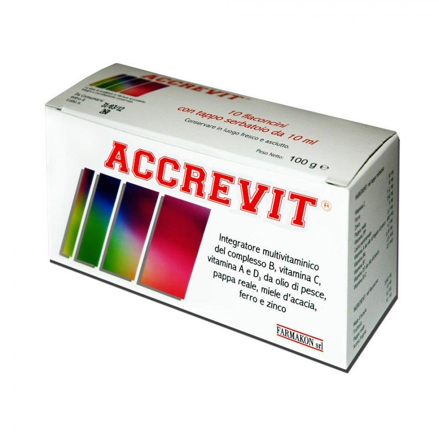 ACCREVIT 10 Fl.10ml