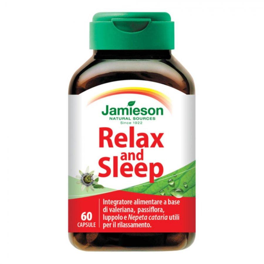RELAX AND SLEEP JAMIESON 60CPS