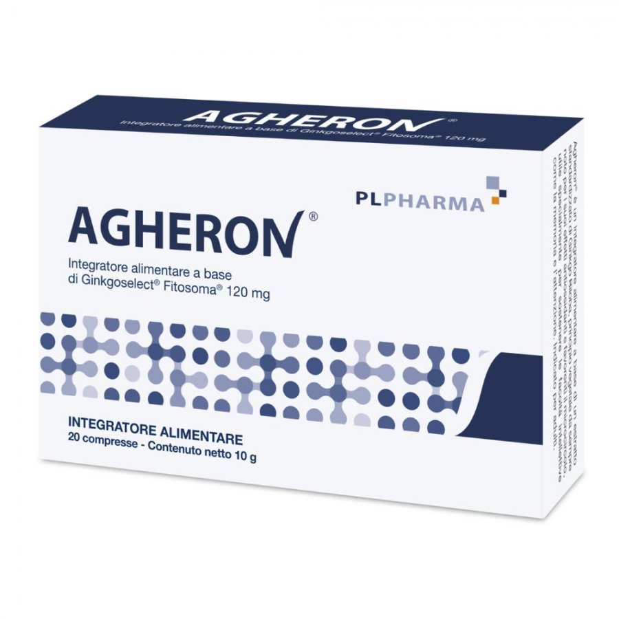 AGHERON INTEG 20 CPR