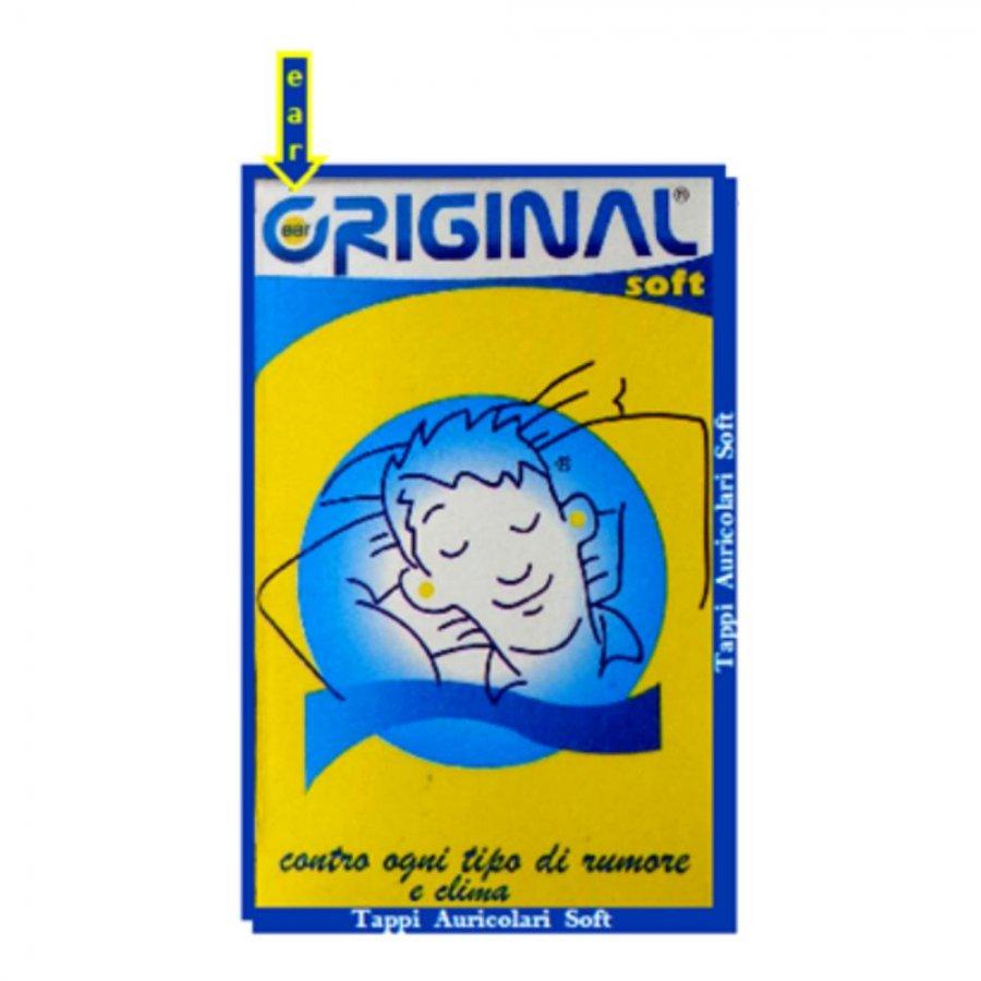 EAR ORIGINAL Plugs Soft 12pz