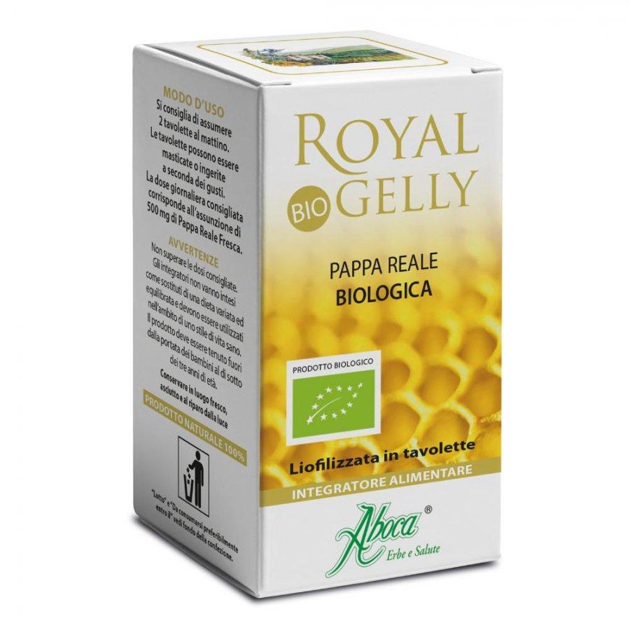 Aboca Naturaterapia Linea Tono ed Energia Royalgelly Pappa Reale 40 Tavolette
