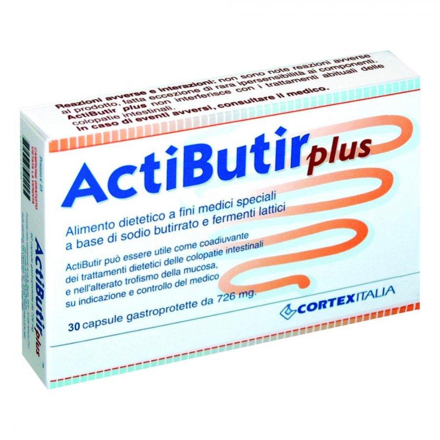ACTIBUTIR Plus 30 Cps 748mg