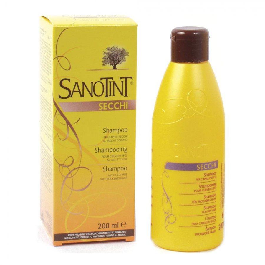 SANOTINT SHAMPOO CAP SECCHI