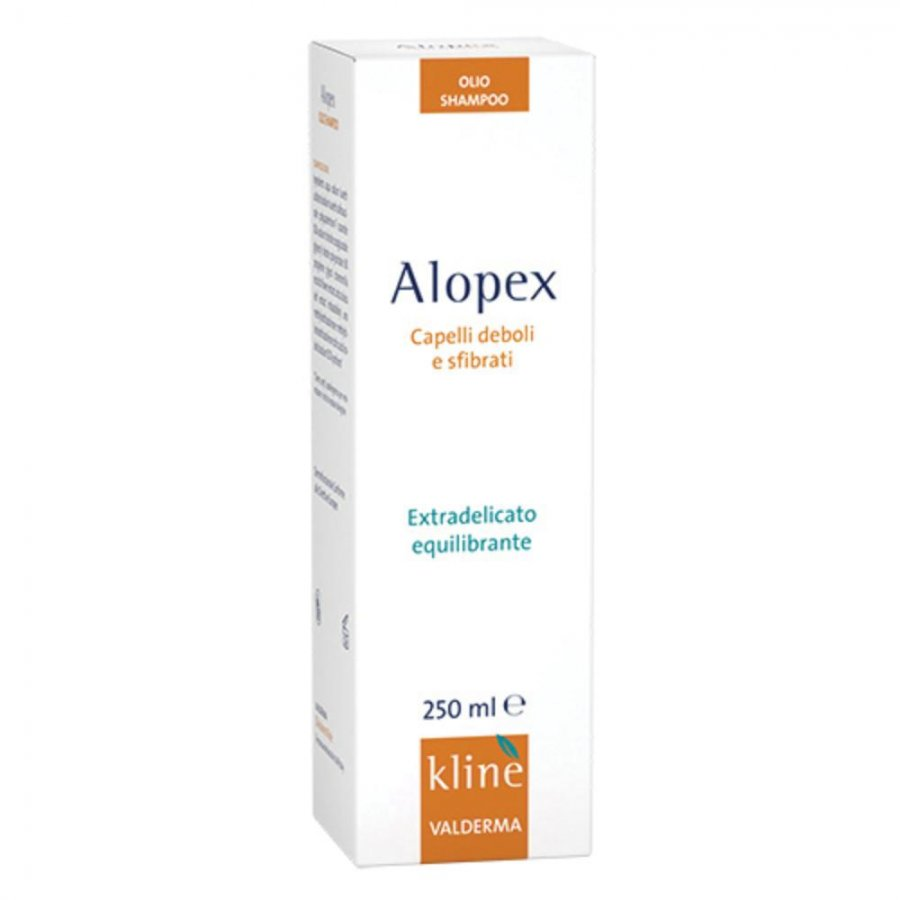 ALOPEX-OLIOSHAMPOO 250ML