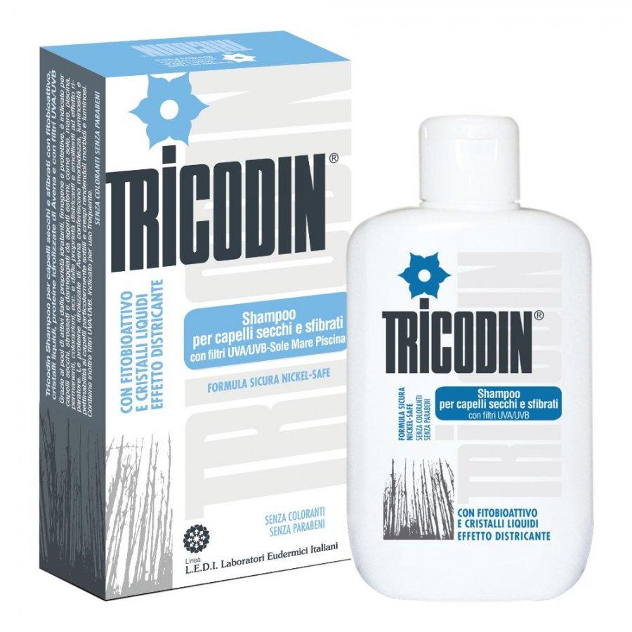 TRICODIN Sh.Cap.Secchi 125ml