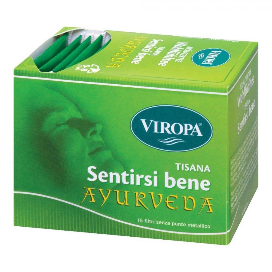 VIROPA SENTIRSI BENE AYURV15BU