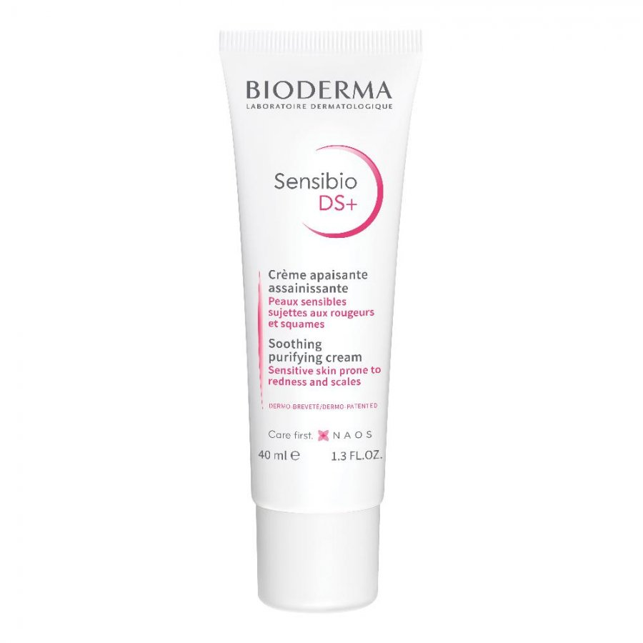 Bioderma - Sensibio Ds+ Crema 40Ml