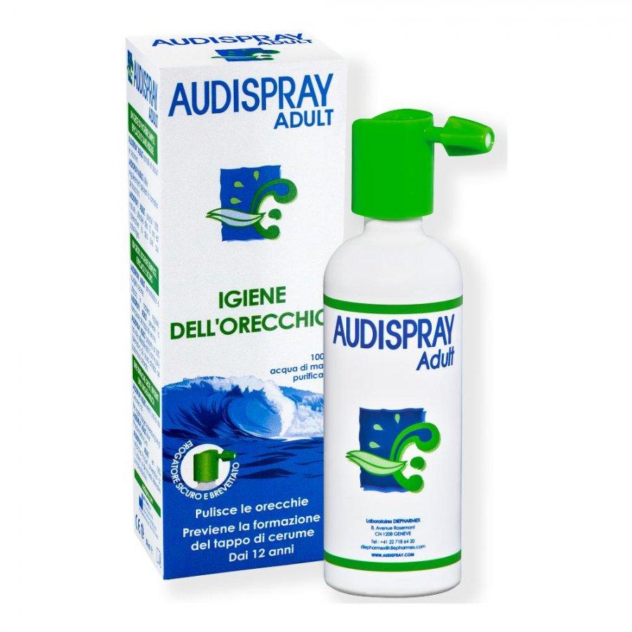 AUDISPRAY Adult Igiene dellorecchio 50 ml