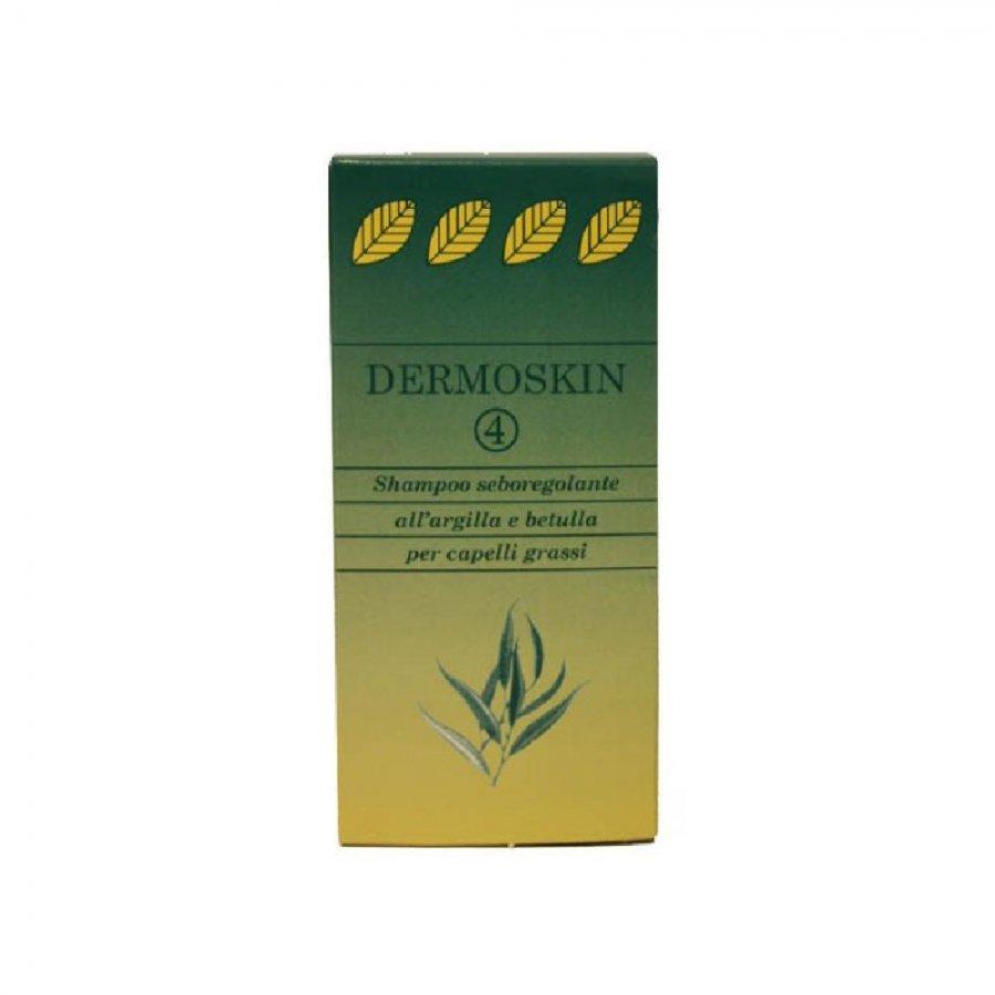 DERMOSKIN 4 Shampoo SeboRegol.200ml
