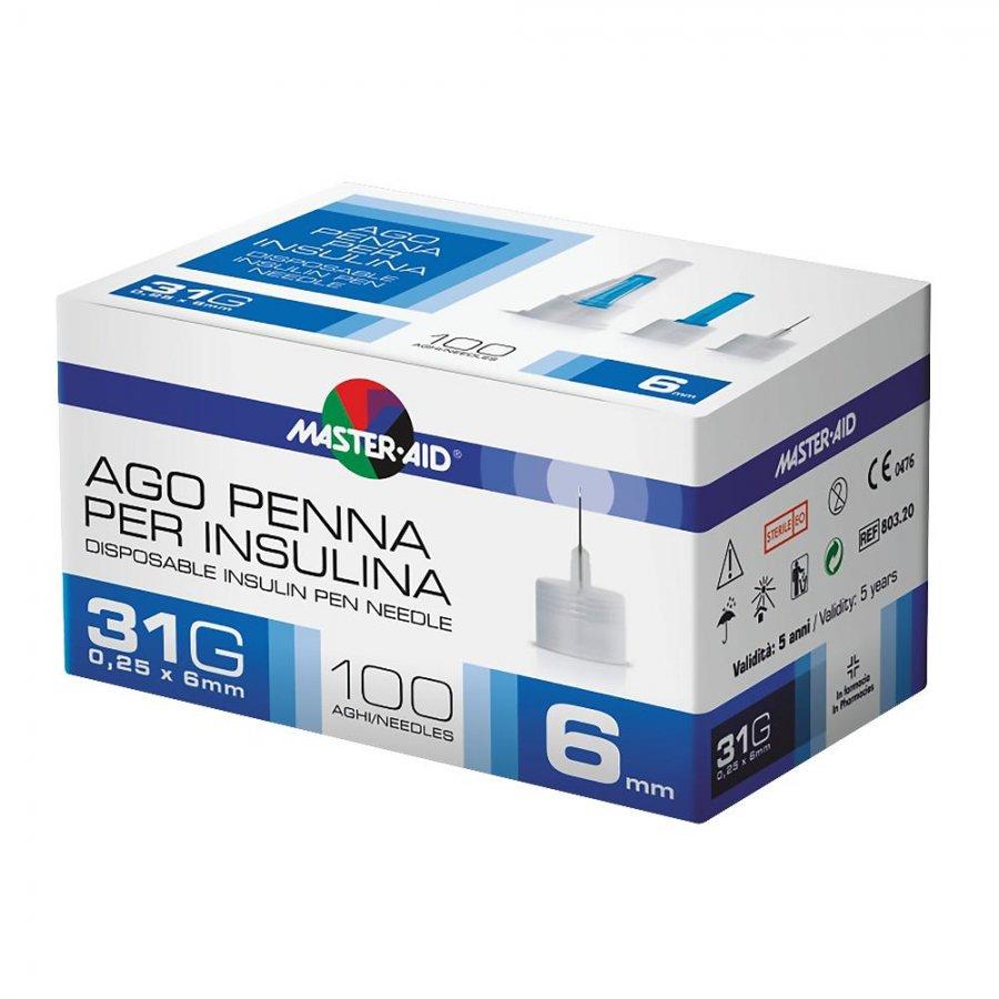 AGO MASTER-AID G31 6MM 100PZ