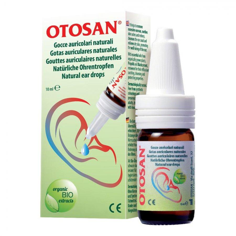 Aurora - Otosan Gtt Auricolari Bio 10 ml