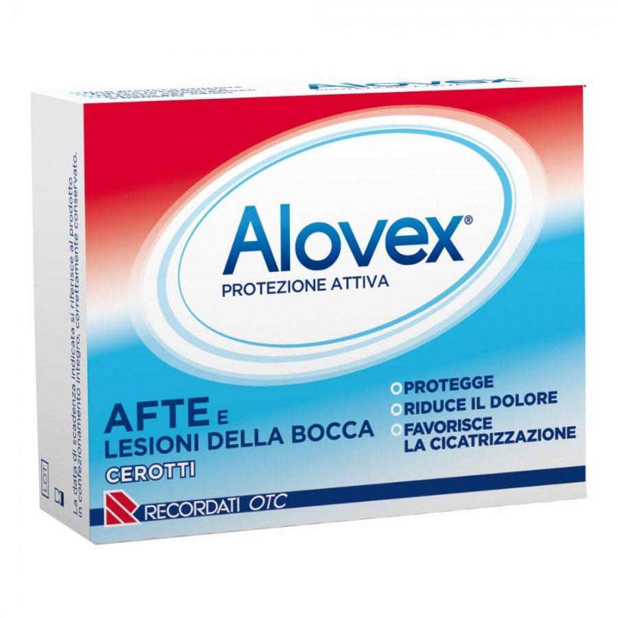 ALOVEX Protez.Attiva 15 Cerotti