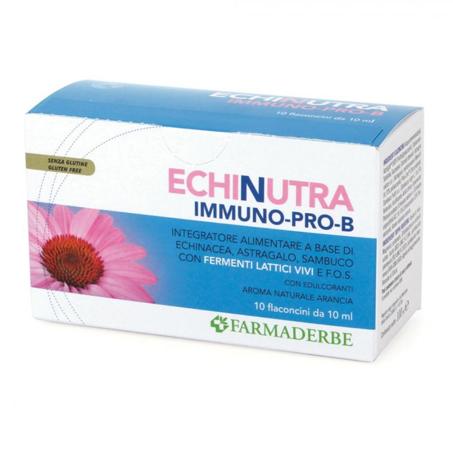 ECHINUTRA IMMUNO PRO-B 10FL 10