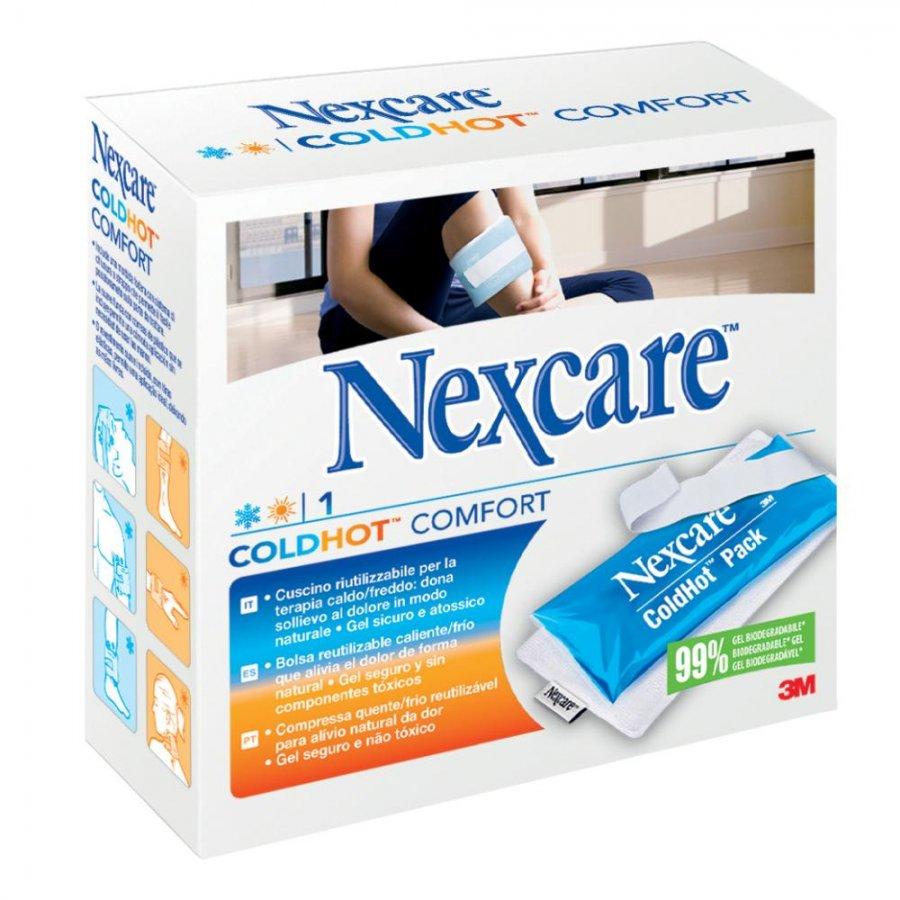 3m italia srl Nexcare Coldhot Comfort Cuscino Terapia Caldo freddo 10x26,5cm
