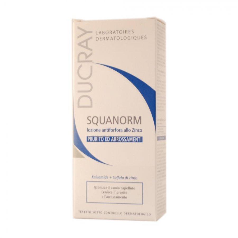 Ducray Linea Capelli Forfora Squanorm Lozione Riequilibrante allo Zinco 200 ml