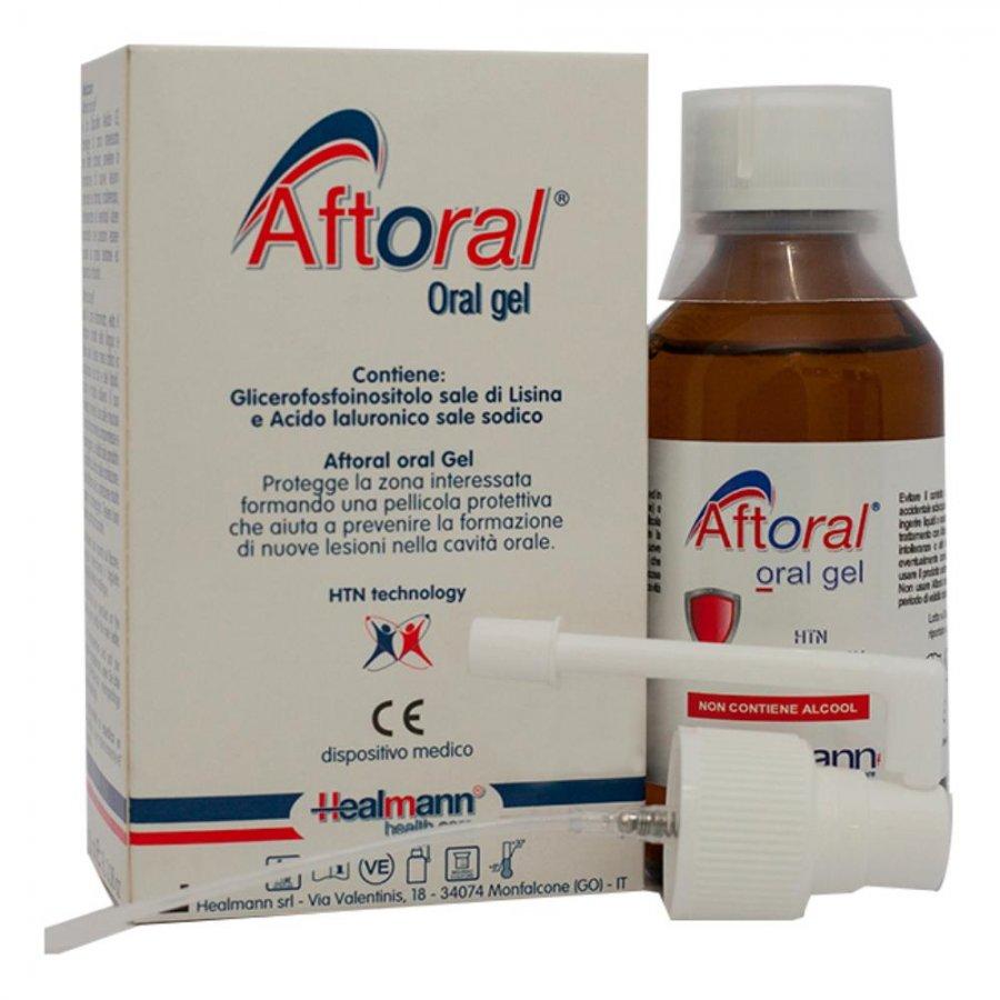 AFTORAL Oral Gel 100ml