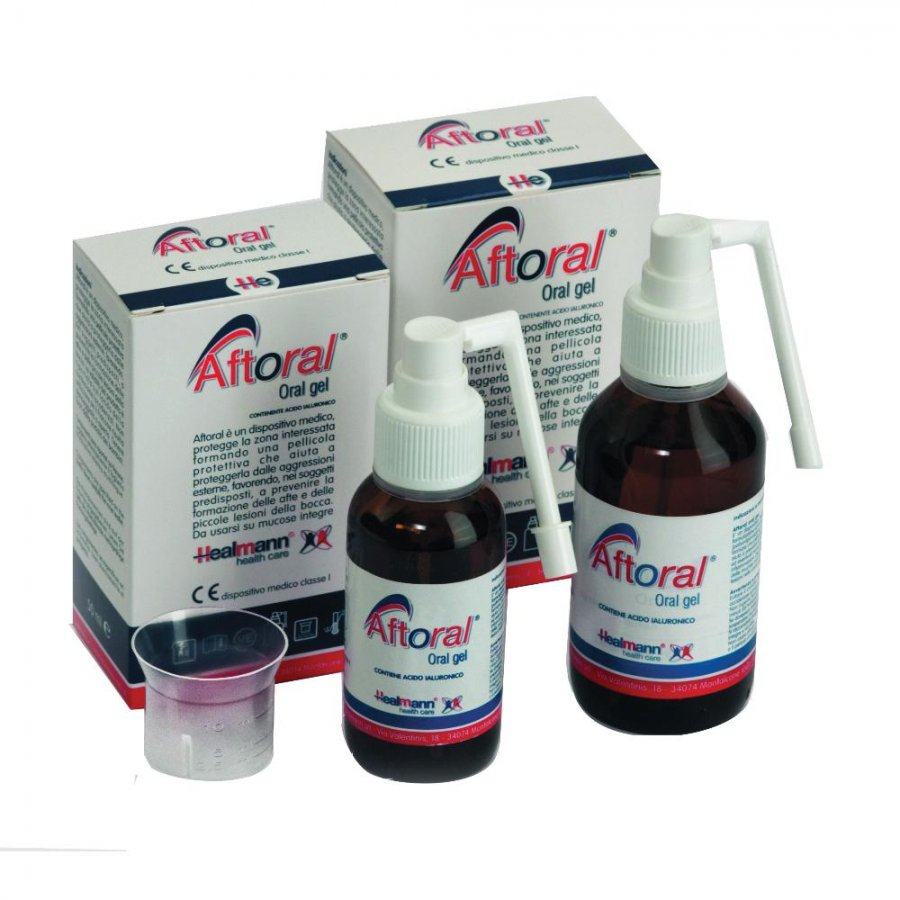 AFTORAL Oral Gel Spray 50ml