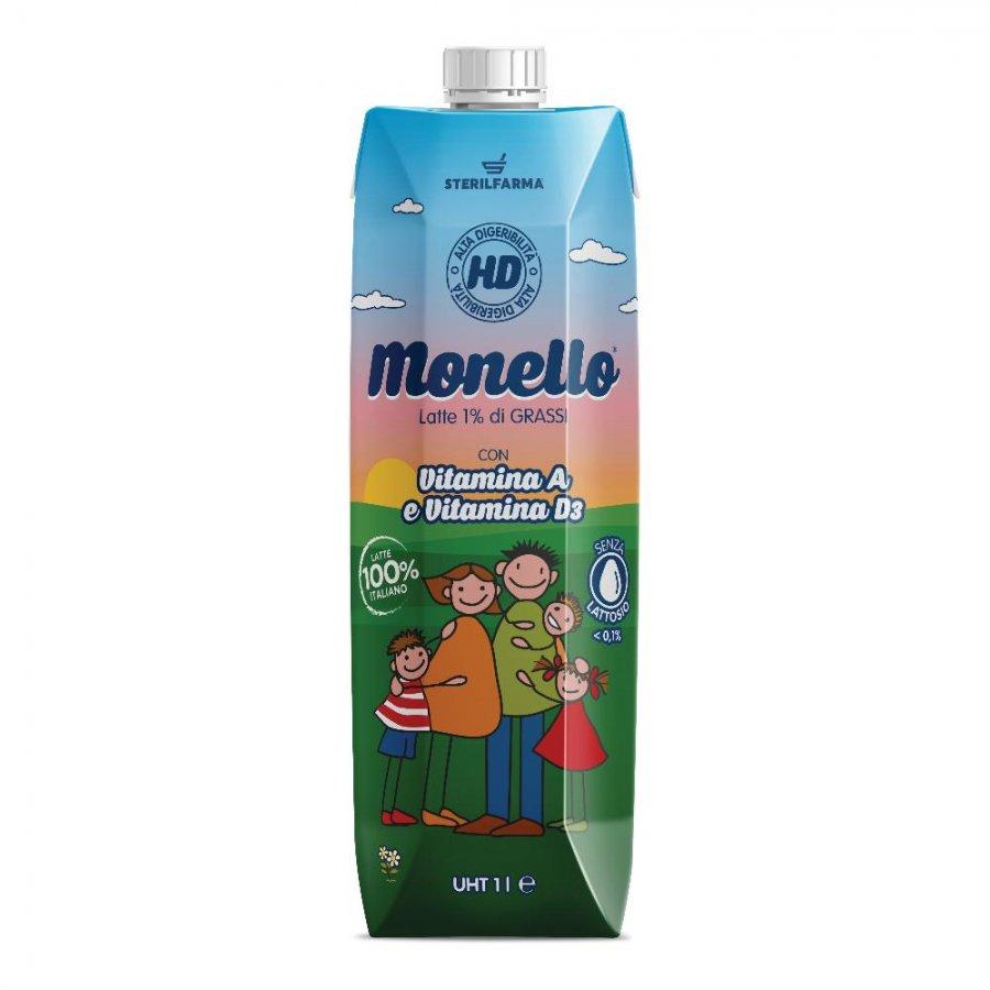 MONELLO HD LATTE ALTA DIGERIBILITA' 1 LITRO