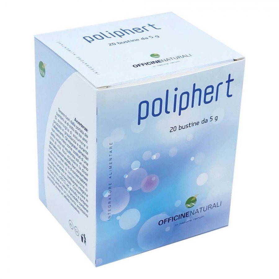 Biogroup Poliphert polvere 20 buste 100 g