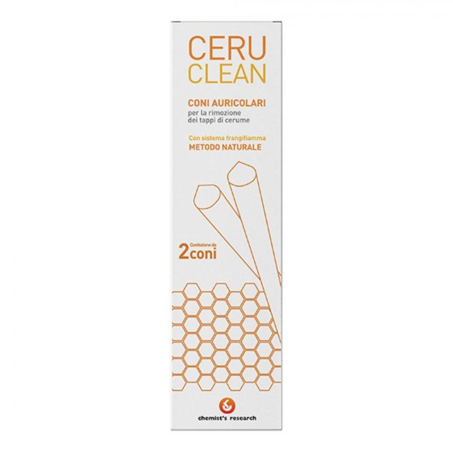 CERU CLEAN CONI AURICOLARI 2PZ