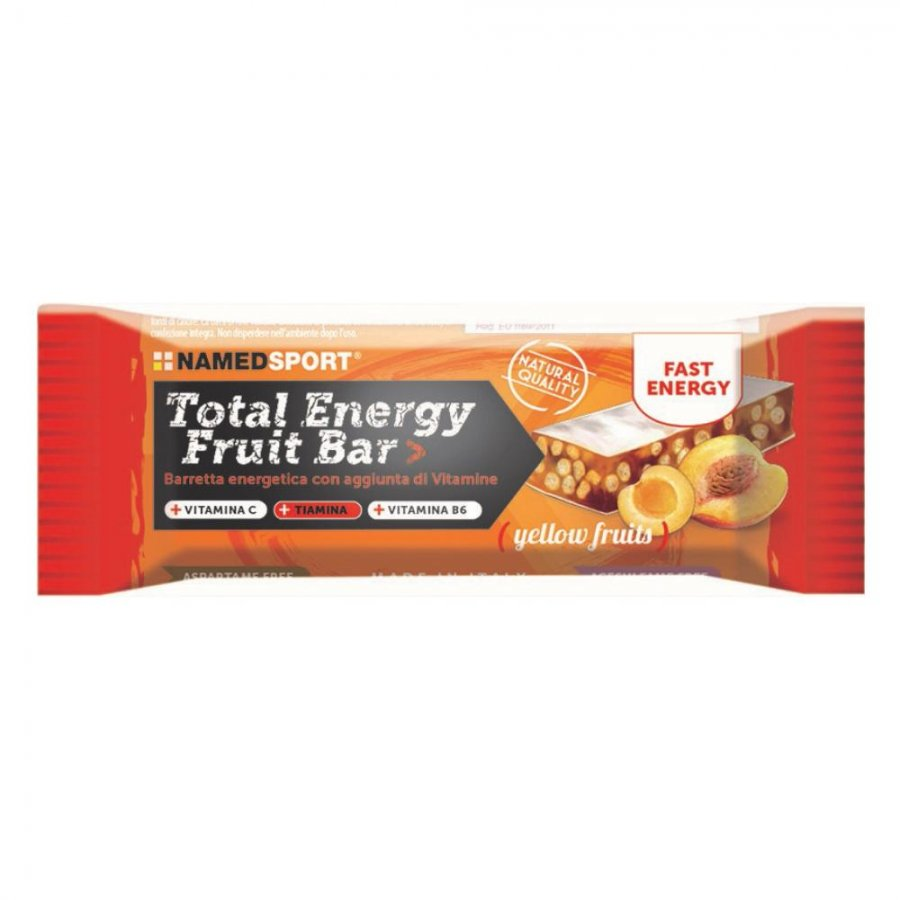 Total Energy Fruit Bar Fru 35g