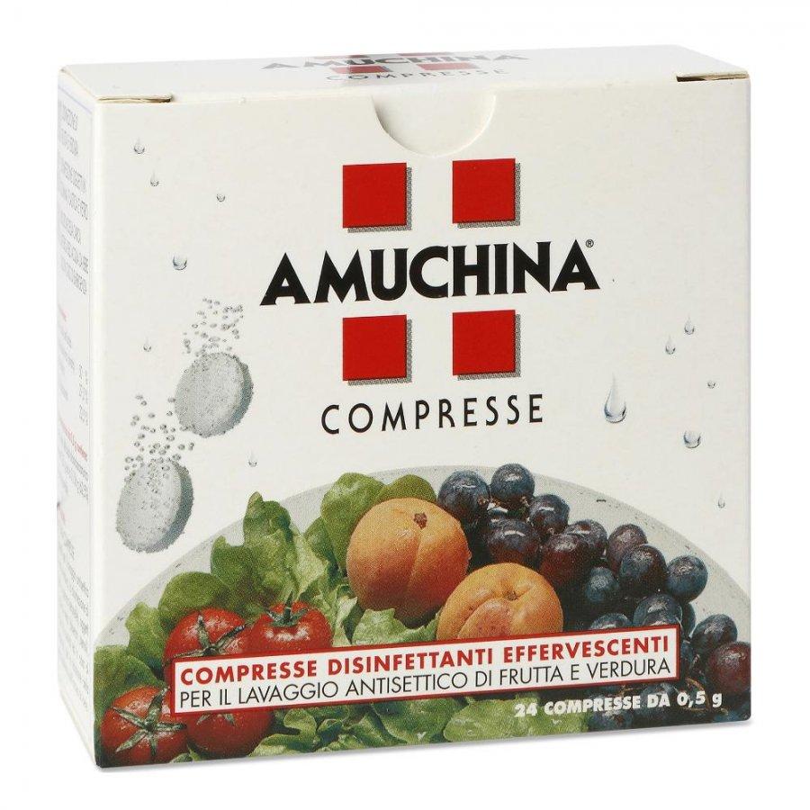 AMUCHINA 24 Compresse 1g