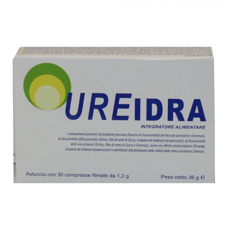 Androsystem - Ureidra 30 compresse filmate da 1,2 grammi