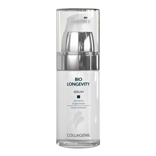 Collagenil Bio Longevity Night Repair Serum - Siero Intensivo 30 ml