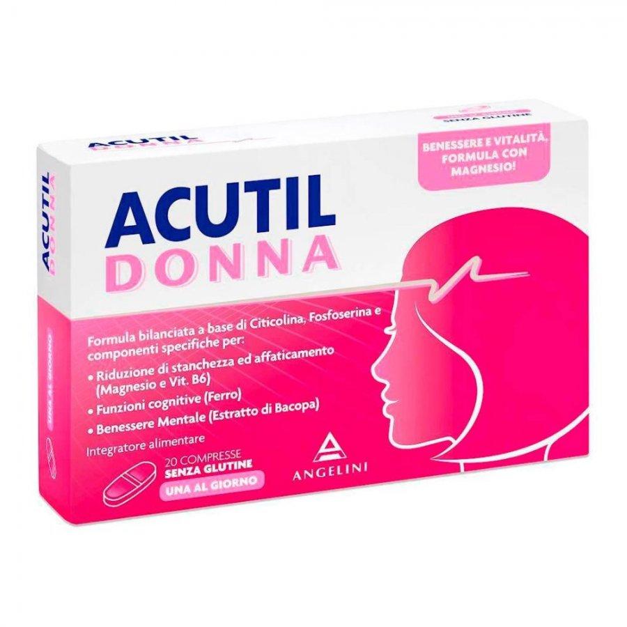 ACUTIL - DONNA 20CPR compresse