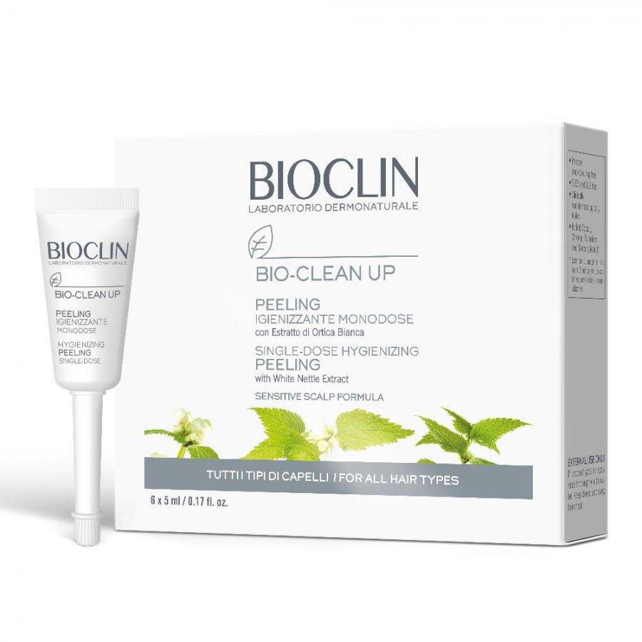 Bioclin Bio Clean Up Peeling 6 flaconcini monodose da 5 ml