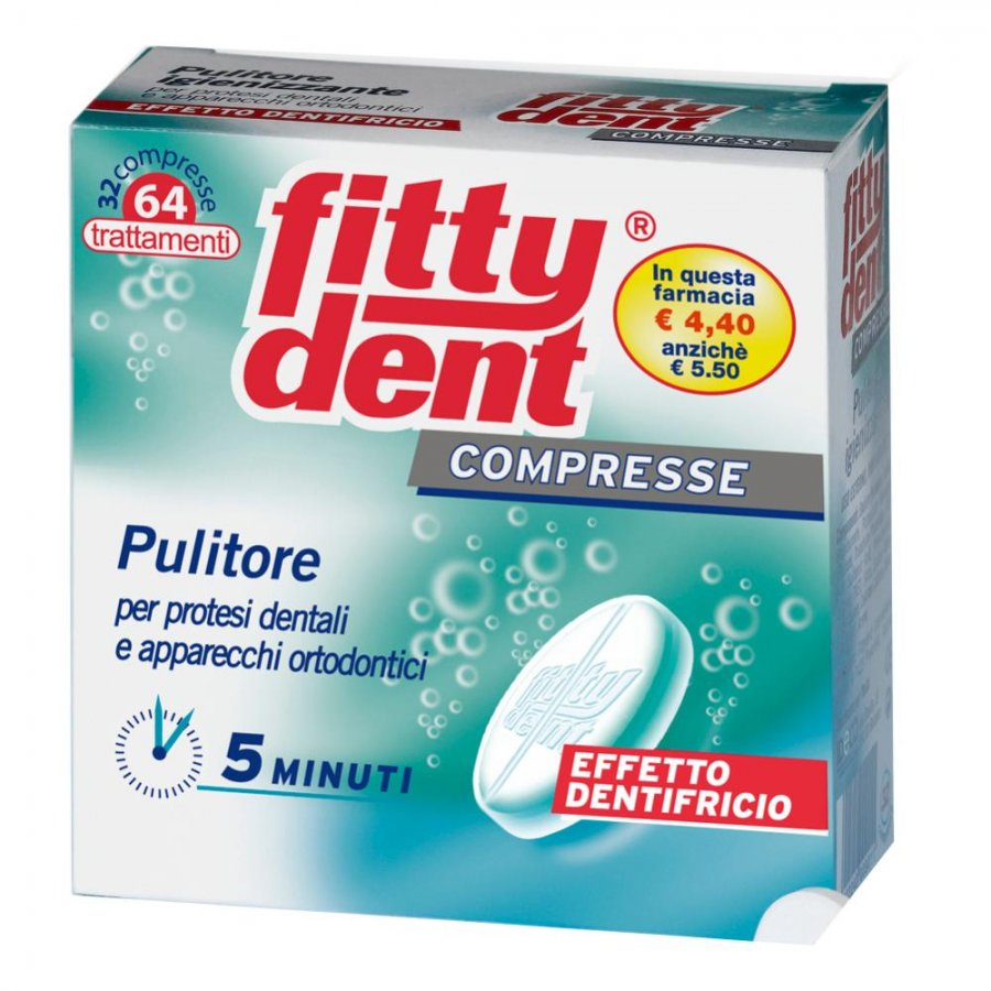 FITTYDENT Comprex 32 Cpr OFS