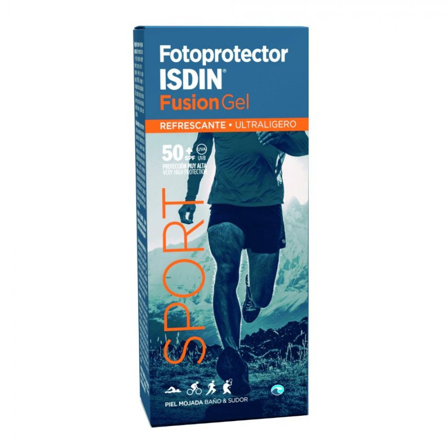ISDIN Srl ISDIN FOTOPROTECTOR FUSION GEL SPORT 50+ 100 ML
