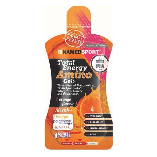 Named - Total Energy Amino Gel - Gusto Orange 50ml