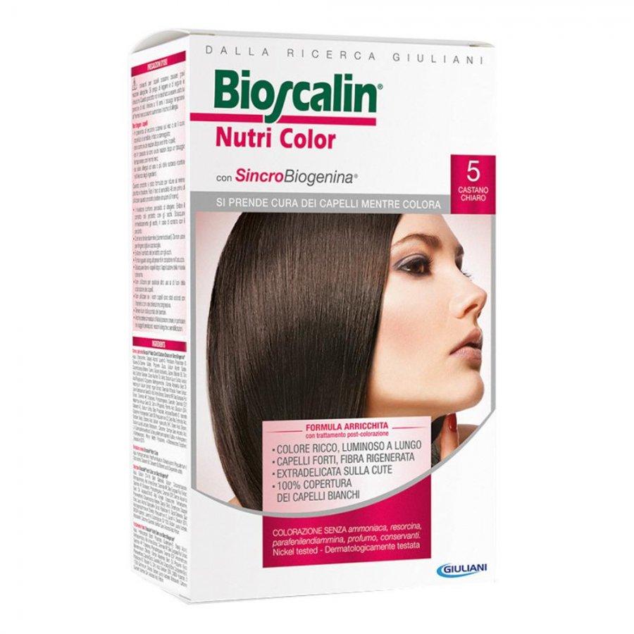 Bioscalin Nutri Color 5.3 CASTANO CHIARO DORATO